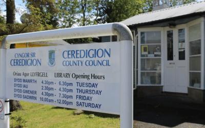 New Quay Community Library