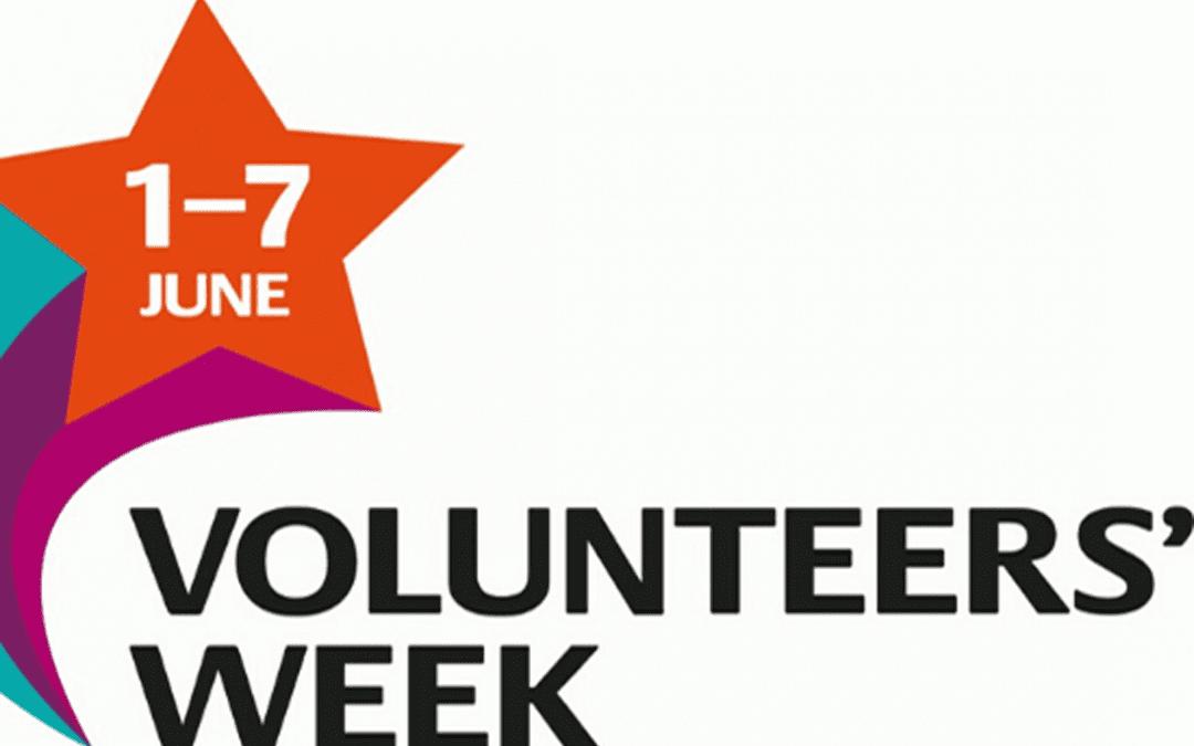 Celebrate Volunteers' Week 2020