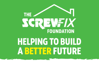 Fix, repair, maintain and improve your community facilities with funding from the Screwfix Foundation