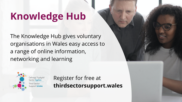 Updated & improved 'Hub' helps voluntary organisations upskill, learn & network